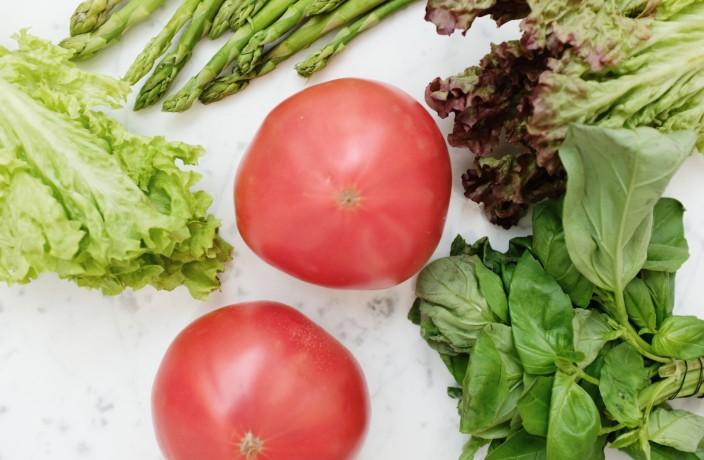 「野菜応援パック」を無償配布 医療機関の支援や食品ロス削減へ