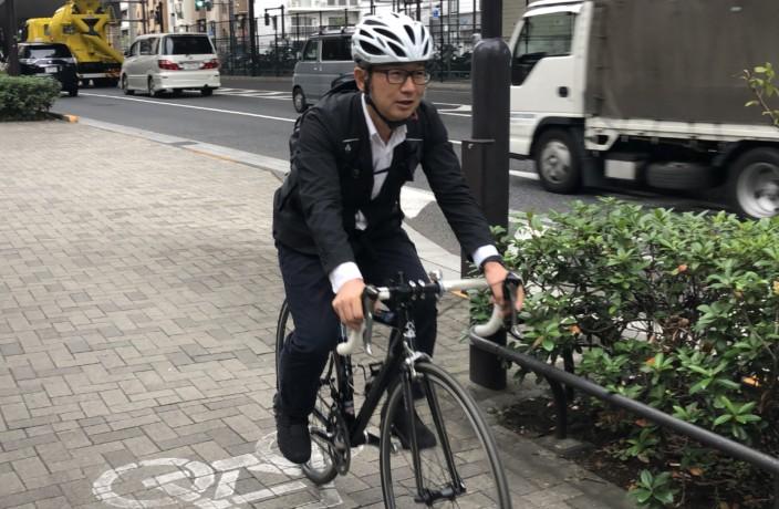 「自転車通勤」制度化の裏側
