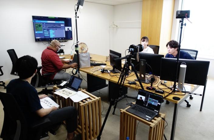 """コロナ禍の""""おうち時間""""で子ども向けプログラミングセミナーを開催~YouTubeで動画公開中!"""